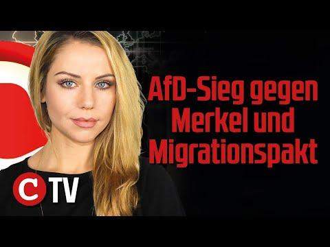 AfD-Sieg gegen Merkel und Migrationspakt: Die Woche COMPACT
