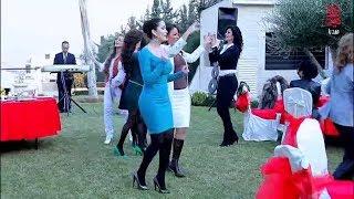 رقص نسرين طافش في مسلسل بنات العيلة