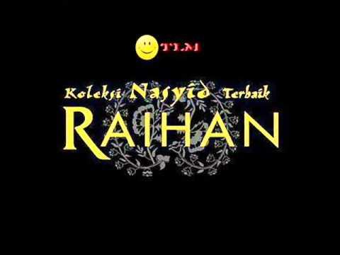 Raihan = I'tiraf