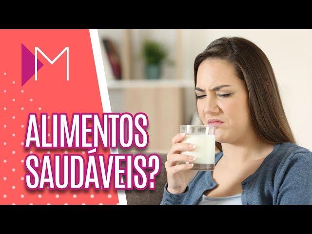 Falsos alimentos saudáveis - Mulheres (12/02/2019)