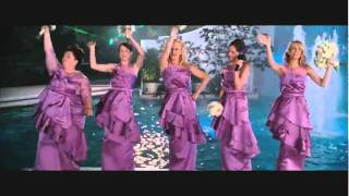 Подружки невесты  Bridesmaids 2011 Трейлер