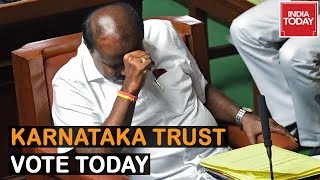 Karnataka Trust Vote Today: What Could Happen ?