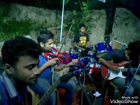 violin performance cover thaikkudam bridge nostalgia