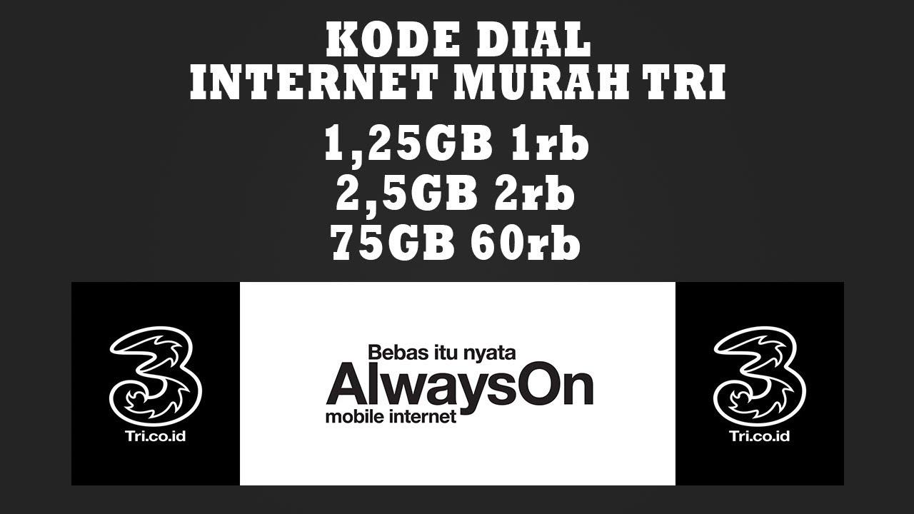 Tri Kuota 2 25gb Daftar Harga Terupdate Indonesia Kartu Perdana Dan Paket Data Mix 225gb Internet Murah Hanya 2rb