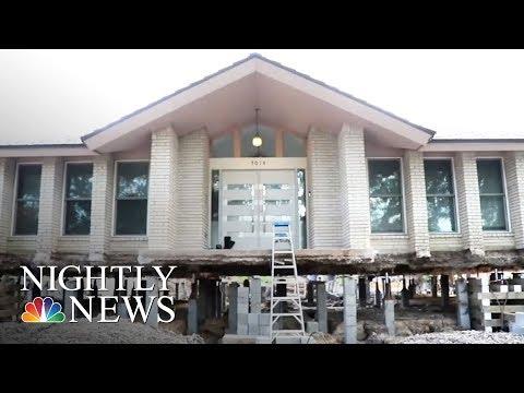 Houston Braces For Devastating Flooding | NBC Nightly News