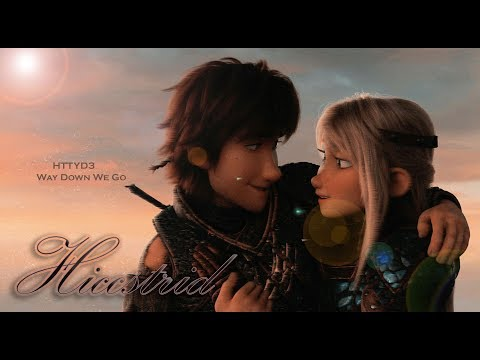 「Hiccup And Astrid」- HTTYD3