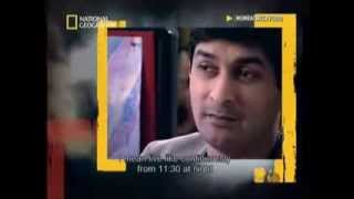 RJ Anirudh Chawla on National Geographic Channel
