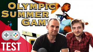 Test Olympic Summer Games