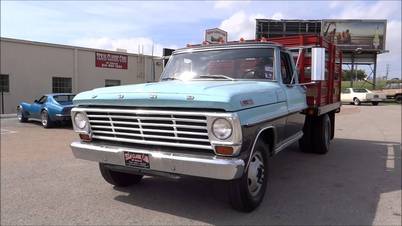 1967 ford f 350