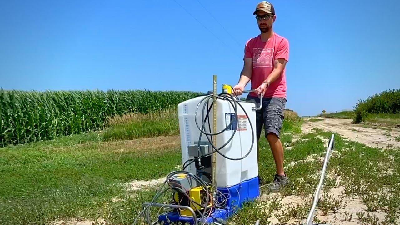 Fungicides Through the Irrigation Pivot