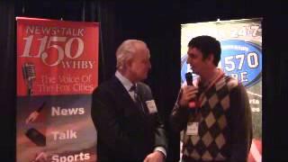 2013 Red Smith Banquet Scheels Nice Guy Winner Pat Williams