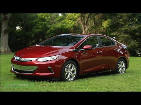 2017 Chevy Volt Review – HybridCars.com Review