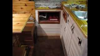 Building A Gypsy Wagon - Now  Tiny House, Rv, Vardo, Travel Trailer