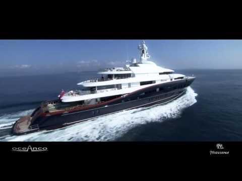NIRVANA 89M OCEANCO MEGA YACHT [ 1080 HD ]