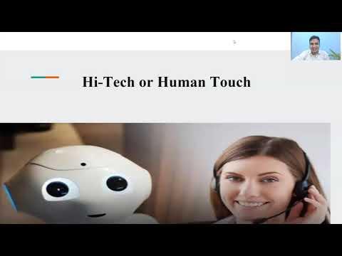 Entrepreneurship in Hospitality : Hi-Tech or Human Touch