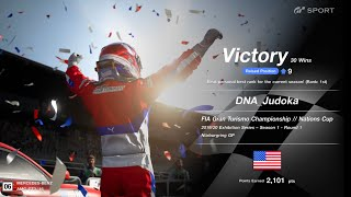 GT Sport - FIA Nations Cup & Manufacturer Exhibition S1 | Team DNA