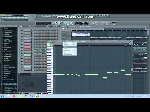John Newman -- Love Me Again (Steerner Bootleg) FL Studio + FLP