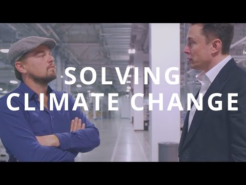 How to Solve Climate Change with Data Science Once and For All