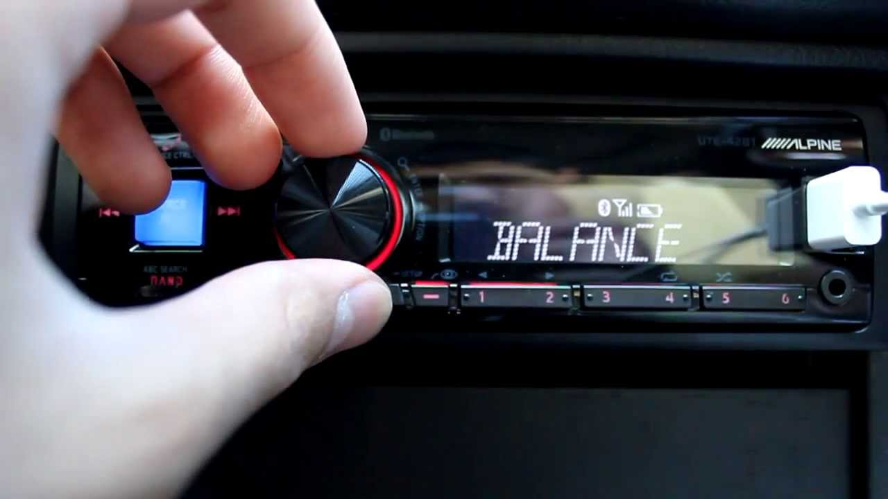 maxresdefault alpine ute 42bt 2013 model head unit review youtube  at gsmportal.co