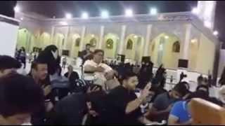 Azadar e Karbala Noha Khuwani in Masjid e Kufa 19th Ramadhan 2015