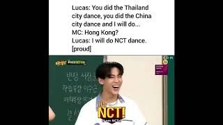 nct vines cuz superhuman won