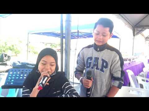 Abdul Muaz & Syafa Wany - Rehersal Dengarilah (Despacito Malay Version)