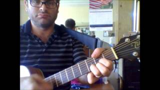 How to play Zombie by The Cranberries on acoustic guitar (Made Easy)