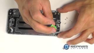 Iphone 6 Plus Take Apart Repair Guide Repairsuniverse Youtube