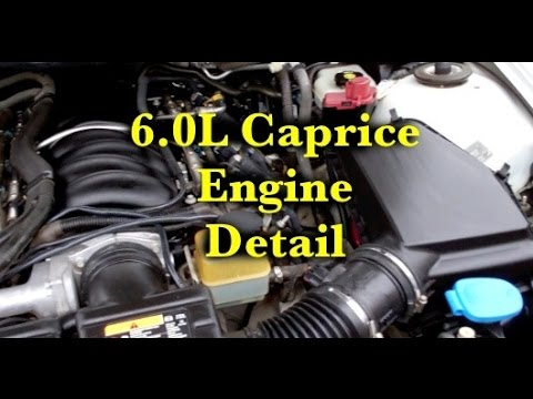 chevy caprice engine detail youtube yj wiring diagram