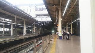 東北新幹線 はやぶさ17号 新青森行き E5系  2019.09.14