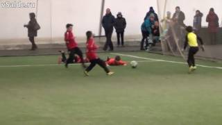 В Верхней Салде прошёл турнир по футболу «Наше будущее»