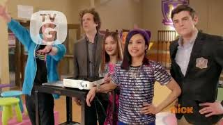 Зажигай/мэйк ит поп 1сезон 16серия Nickelodeon