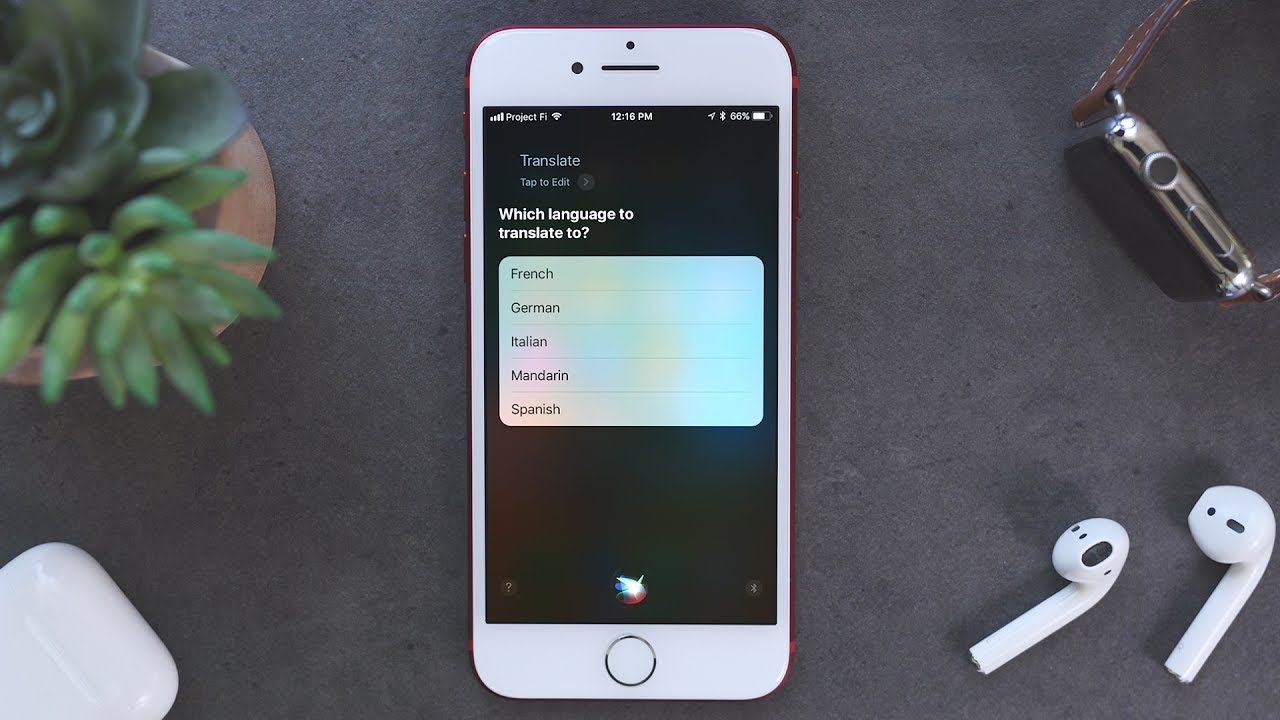 iphone 6 siri not responding