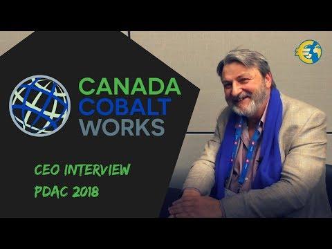Cobalt für die Elektromobilität: Canada Cobalt Works CEO über sein Projekt in Ontario