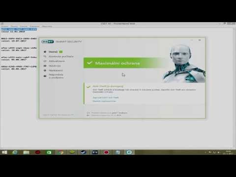 How to activate Eset 10-(2017/2018)  License keys :)
