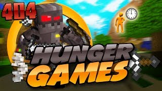 Minecraft Hunger Games: Episode 404 - Delayed Reaction