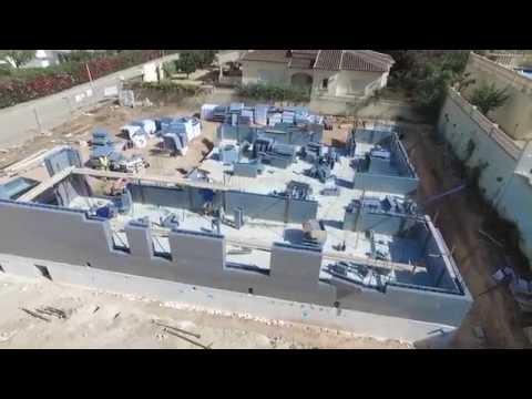 StyroStone ICF Drone HD
