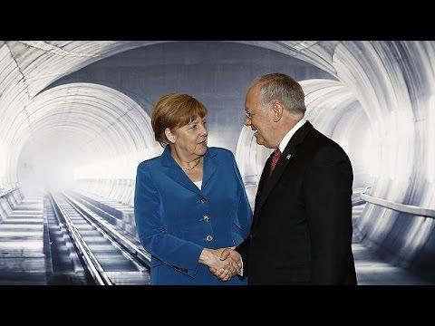 World's longest tunnel opens in Switzerland