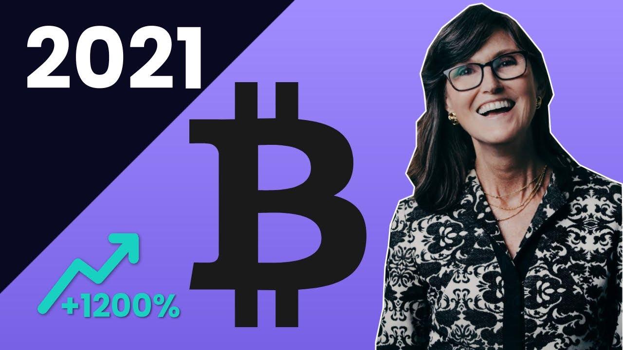 catherine wood pensa che il bitcoin sia un investimento fattibile