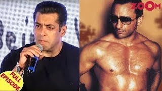 Which celebrity angered Salman Khan?   Saif Ali Khan to do body transformation for THIS film & more