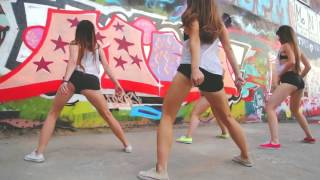 Triadance Dance Studio   Екатерина Шошина   Booty Dance