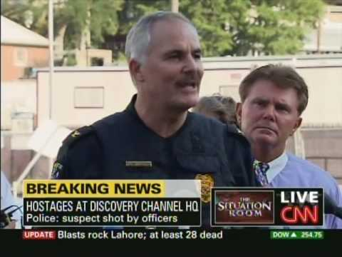 Discovery Channel Hostage Situation Silver Spring, Maryland (September 1, 2010)