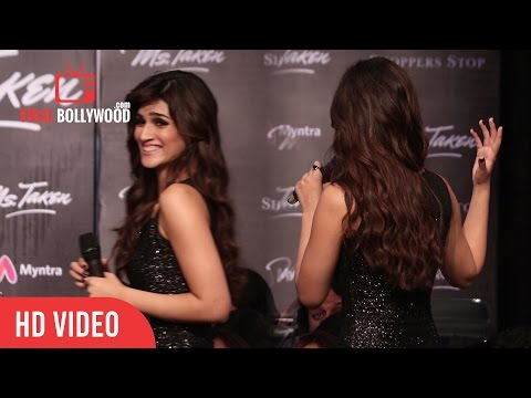 Thumbnail: Insulting Question On Kriti Sanon Dress As A ShowStopper | Miss. Taken