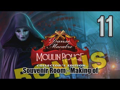 Danse Macabre 2: Moulin Rouge CE [11] w/YourGibs - BONUS - SOUVENIR ROOM - MAKING OF