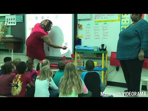 Math 2   Cool Spring Primary School   Co Teaching Instruction Video