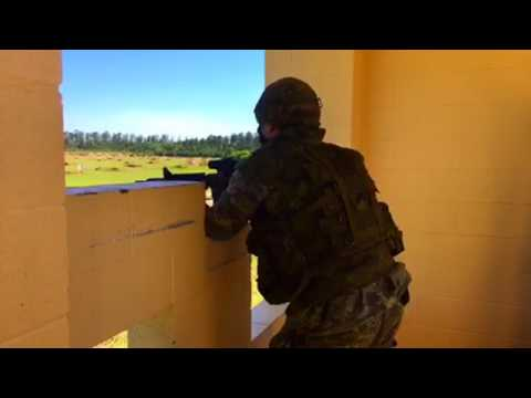 2017 US Army Gainey Cup: Stress Shoot
