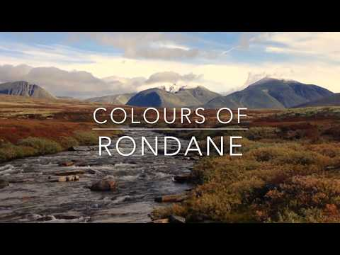 Colours of Rondane