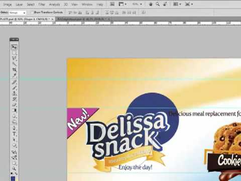 How To Design Product Packaging In Photoshop