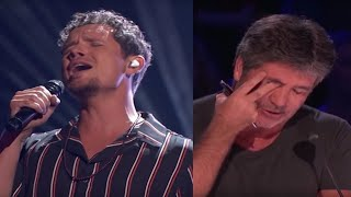 Michael Ketterer | One Of The Best Performance Ever | The Father Makes Simon Cowell Cry