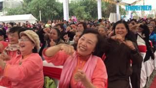 10.000 người cùng cười lập kỷ lục Guinness Việt Nam